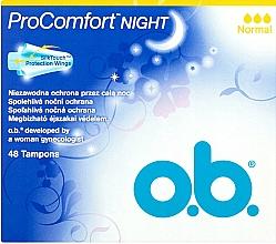 Kup Tampony, 48 szt. - O.b. ProComfort Night Normal