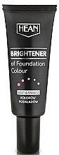 Kup Rozjaśniacz kolorów podkładów - Hean Brightener of Foundation Colour