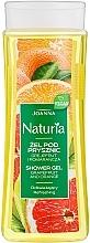 Kup Odświeżający żel pod prysznic Grejpfrut i pomarańcza - Joanna Naturia