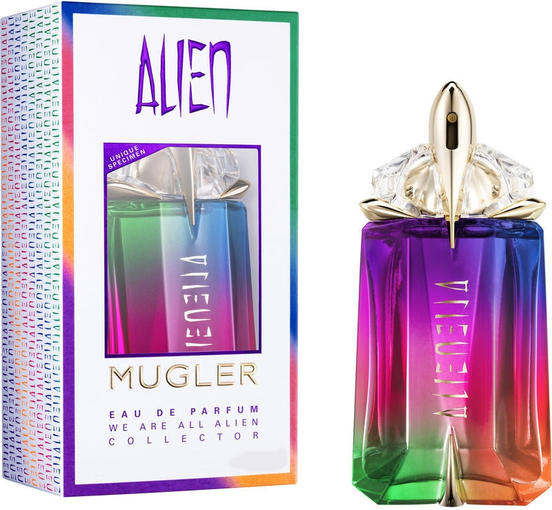 Mugler Alien We Are All Alien Collector Edition - Woda perfumowana — фото N1