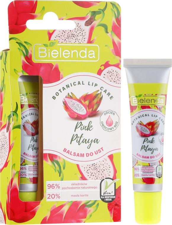 Balsam do ust - Bielenda Pink Pitaya Lip Balm