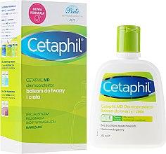 Kup Nawilżający balsam do twarzy i ciała do skóry wymagającej - Cetaphil MD Dermoprotektor