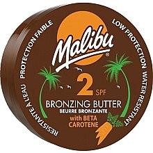 Brązujące masło do ciała - Malibu Bronzing Body Butter SPF 2  — фото N1