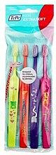 Kup Zestaw szczoteczek do zębów - TePe Kids X-Soft