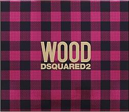 Kup Dsquared2 Wood Pour Femme - Zestaw (edt/50ml + b/lot 50 ml + sh/gel 50 ml)
