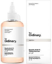 Kup Tonik do twarzy z kwasem glikolowym 7% - The Ordinary Glycolic Acid 7% Toning Solution