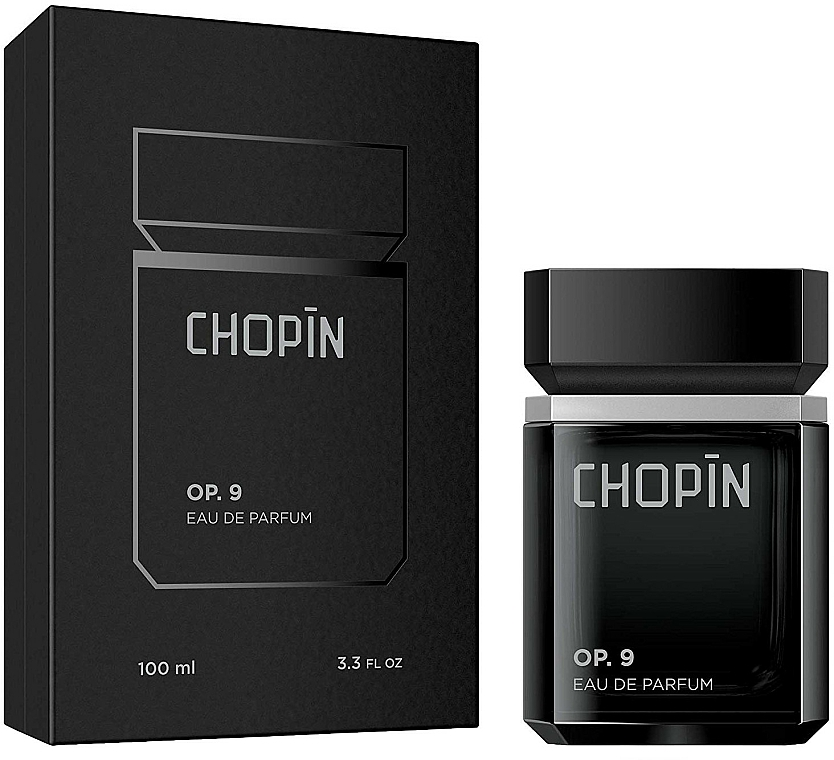 Miraculum Chopin OP. 9 - Woda perfumowana — фото N2