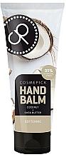 Kup Krem do rąk z olejem kokosowym i masła shea - Cosmepick Hand Balm Coco&Shea Butter