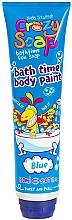 Kup Żel do kąpieli, koloryzujący ciało, niebieski - Kids Stuff Crazy Soap Bath Time Body Paint