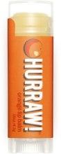 Kup Pomarańczowy balsam do ust - Hurraw! Orange Lip Balm