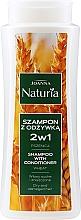 Kup Szampon z odżywką do włosów suchych i zniszczonych Pszenica - Joanna Naturia