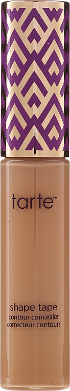 Zestaw - Tarte Cosmetics Shape Concealer 35N Set (concealer/10ml + mascara/4.5ml) — фото N3