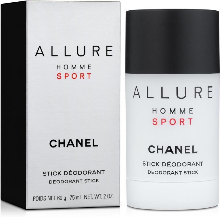 Chanel Allure Homme Sport - Perfumowany dezodorant w sztyfcie dla mężczyzn
