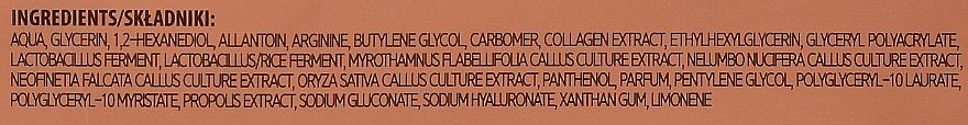 Probiotyczna maska w płachcie do skóry odwodnionej - Glamfox Probiotics D-Tox Mask — фото N3