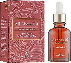 Kup Serum ujędrniające do skóry dojrzałej - The Skin House All About Oil
