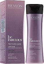 Kup Odżywka do włosów kręconych - Revlon Professional Be Fabulous C.R.E.A.M. Curl Defining Conditioner