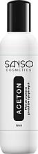 Kup Zmywacz do lakieru hybrydowego - Sanso Cosmetics Aceton