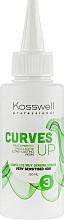 Kup Preparat do trwałej ondulacji włosów - Kosswell Professional Curves Up 3