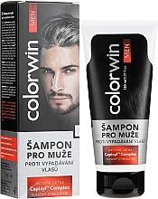 Szampon przeciw wypadaniu włosów dla mężczyzn - Colorwin Hair Loss Shampoo — фото N1
