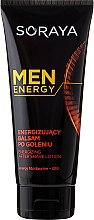 Kup Energizujący balsam po goleniu dla mężczyzn - Soraya Men Energy After Shave Lotoin