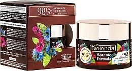 Krem przeciwzmarszczkowy na dzień i noc Olej z czarnuszki + czystek - Bielenda Botanic Formula — фото N1