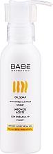 Kup Olejkowe mydło pod prysznic z formułą bez wody z syndetem - Babe Laboratorios Oil Soap Travel Size