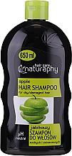 Kup Jabłkowy szampon do włosów suchych i zniszczonych - Bluxcosmetics Naturaphy Apple Hair Shampoo