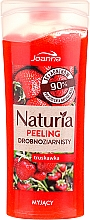 Kup Myjący peeling drobnoziarnisty Truskawka - Joanna Naturia Peeling