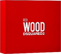 Kup Dsquared2 Red Wood - Zestaw (edt 50 ml + sh/gel 50 ml + b/lot 50 ml)