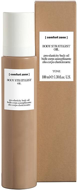 Wzmacniający olejek do ciała - Comfort Zone Body Strategist Oil — фото N4