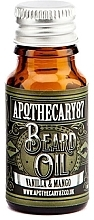 Kup Olejek do brody - Apothecary 87 Vanilla & Mango Beard Oil