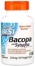Kup Bakopa drobnolistna w kapsułkach - Doctor's Best Bacopa with Synapsa