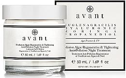 Kup Odbudowująca i ujędrniająca kuracja na noc z algami - Avant Profusion Algae Regenerative and Tightening Anti-Pollution Night Treatment