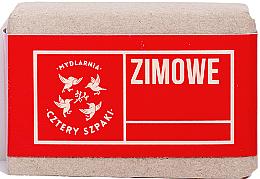 Kup Naturalne mydło, Zimowe - Cztery Szpaki