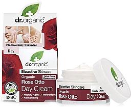 Kup Krem przeciwstarzeniowy na dzień - Dr. Organic Bioactive Skincare Rose Otto Day Cream