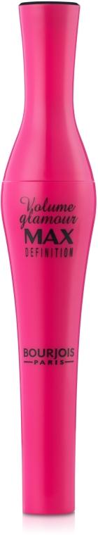 Tusz do rzęs - Bourjois Volume Glamour Max Definition