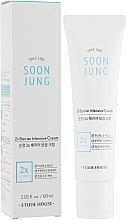 Kup Intensywnie ochronny krem do twarzy - Etude House Soon Jung 2x Barrier Intensive Cream