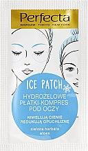 Kup Hydrożelowe płatki-kompres pod oczy - Perfecta Ice Patch