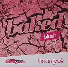 Kup Wypiekany róż do policzków - Beauty UK Cosmetics Baked Blusher