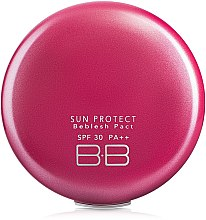 Matujący puder w kompakcie - Skin79 Sun Protect Beblesh Pact SPF30 PA++ — фото N1