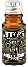 Kup Olejek do brody - Apothecary 87 Original Recipe Beard Oil
