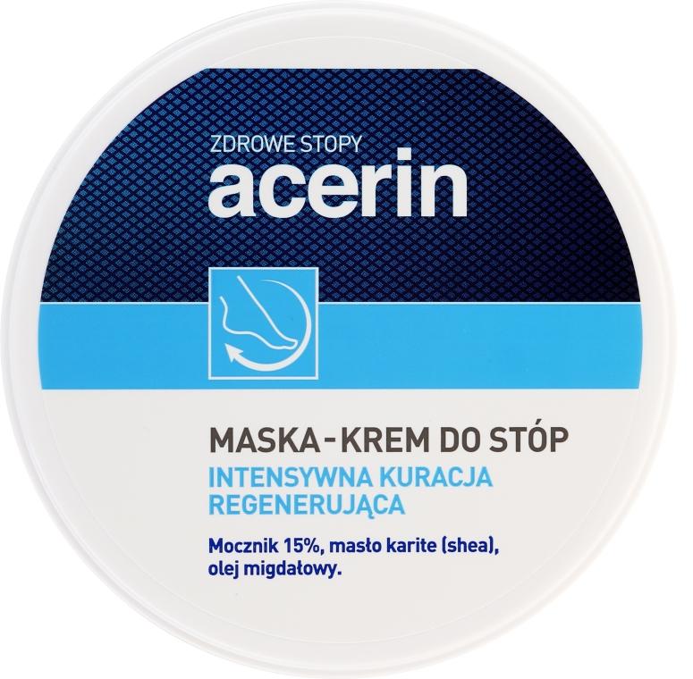 Regenerująca maska-krem do stóp - Acerin
