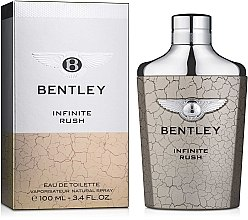 Kup Bentley Infinite Rush - Woda toaletowa