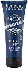Kup Krem do golenia - Benecos For Men Only Shaving Cream