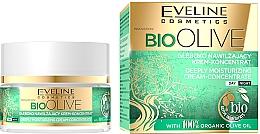 Kup Głęboko nawilżający krem-koncentrat - Eveline Cosmetics Bio Olive
