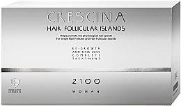 Kup Kuracja dla kobiet stymulująca wzrost włosów i hamująca ich wypadanie 2100 - Labo Crescina Complete Treatment Hair Follicular Island 2100