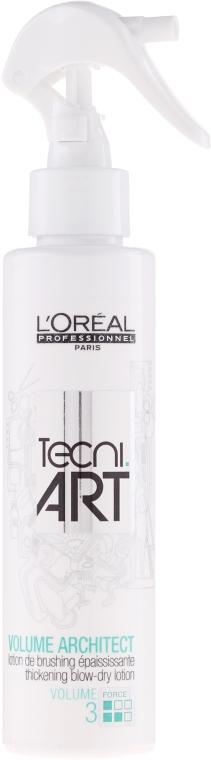 Lotion zwiększający objętość włosów - L'Oreal Professionnel Tecni.Art Volume 3 Architect — фото N1