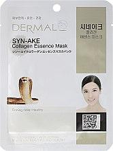 Kup Kolagenowa esencjonalna maseczka w płachcie do twarzy Syn-ake - Dermal Syn-Ake Collagen Essence Mask