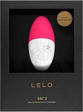 Kup Muzyczny masażer osobisty dla kobiet, malinowy - Lelo Siri 2 Cerise