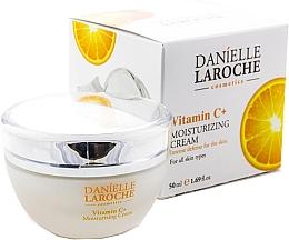 Kup Nawilżający krem do twarzy z witaminą C - Danielle Laroche Cosmetics Vitamin C+ Moisturizing Cream